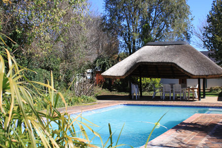 Facilities and Services | Klerksdorp Aroma Guest House, Bed and ...
